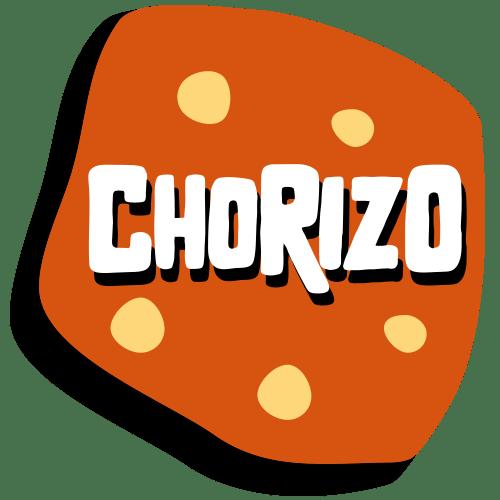 Nakki-Hannun raakamakkaratuote Chorizon kuvituskuva