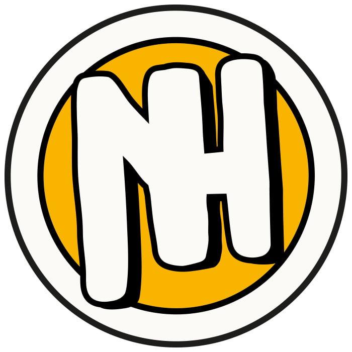 Raakamakkarayritys Nakki-Hannun logo